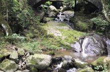 藏龙百瀑 大大小小的瀑布 山里很凉快 特别是站在瀑布边上  但是爬山产生的热量不是一般大啊  真的是