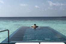 马尔代夫维拉瓦鲁岛 水上别墅  水飞上岛 建议亲可以直接在马尔代夫官网提前订购房间 可以省下不少