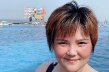 恒大海上威尼斯亲子游宝贝玩的超开心