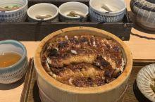九州的鳗鱼饭地道。