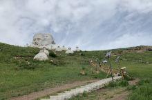 可汗山、乌拉盖草原