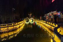 滦州古城夜景