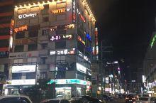 韩国夜市小吃