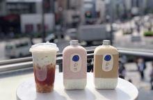 打卡《说好不哭》MV取景地,machi machi奶茶店 Laforet商场二楼,电梯出门右转就是