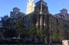 费城,美国曾经的首都,医学领域的重要城市,出差之余随便走走。