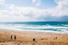 【日本最少人口的鸟取县,避开人潮见证沙漠大海共存的奇迹】 交通攻略:       从鸟取站去沙丘有两