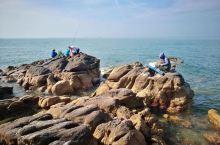 海南东方的鱼鳞洲公园