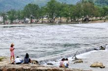 #楠溪江# 楠溪江位于温州北部的永嘉县境内,对永嘉的好感最初是从苍坡古村开始的,那里醇厚的历史文化以