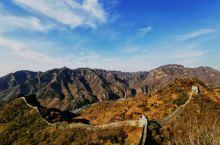 秋天的黄崖关长城