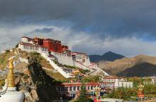 """【西藏行记3】布达拉宫广场  对拉萨最期待的就是布达拉宫,而参观布宫前,到广场先打个""""前哨"""",不失为"""