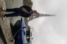 法国巴黎是个美丽城市 