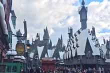 The Wizarding World of Harry Potter 还是米国的更原味