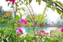 今日有幸来到了,传说中的拍照胜地,广西靖西鹅泉,真是闻名不如见面,一见到它,心中一阵狂喜,拿起手机一