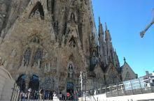 圣家族大教堂,巴塞罗那地标建筑
