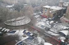 燕郊,今年初雪