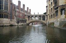 剑桥大学叹息桥