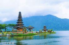 《巴厘岛山中湖探寻水神庙》