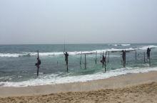 斯里兰卡,高跷渔夫