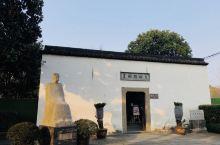 海宁的王国维故居,不得不说海宁是个人杰地灵的地方,文人风气很有历史…