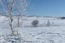 大年三十的乌兰布统影视基地景点