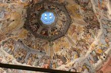 天堂之门 末日审判 但丁与神曲 在圣母百花大教堂登上463个阶梯 佛罗伦萨的全景尽收眼底 古老与现代