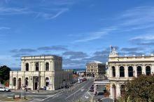 奥马鲁历史区 19世纪这里就是新西兰南岛最重要海港  还蛮喜欢奥马鲁的,令人感觉很舒适,这里欧