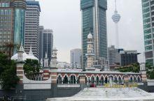 吉隆坡嘉美清真寺