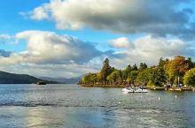 温德米尔湖,据说是英格兰最大最美的湖泊…