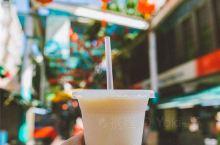 吉隆坡唐人街 茨厂街 饮料大赏 对华人来说,在吉隆坡唐人街的茨厂街可谓是必吃地图上亮眼的目的地。这里