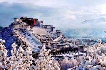 2020.2.27拉萨第一场雪