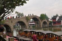 朱家角古镇--放生桥