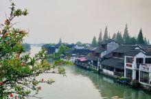 疫情防控期间,不能出上海的,来个朱家角古镇二日游,也是可以放松心情愉悦身心的!17号线到达朱家角,方