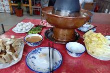 内蒙古旅行,羊肉火锅。