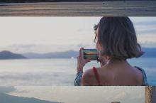 深圳周边超美海边!看日出日落  地标广州的我经常会带着宝宝自驾游玩深圳,深圳近海,海边的日落是我尤其