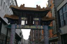 几年没逛,海牙唐人街增加了几栋新商业楼,来到这里到处是华人,仿佛回到了国内。