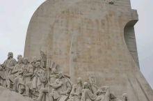葡萄牙里斯本发现者纪念碑