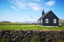 打卡冰岛黑教堂