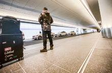 经过十多个小时飞行 法兰克福机场希尔顿酒店(Hilton Frankfurt Airport)