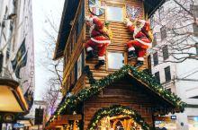 BHX圣诞月的欧洲一定要去圣诞集市逛逛! 伯明翰的圣诞集市算是知名的热闹集市之一了,只是一会晴一会雨