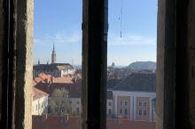 登上塔頂可以欣賞布達佩斯全景
