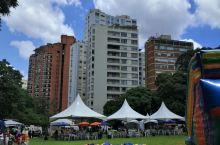巴西圣保罗市巴西人的假日!