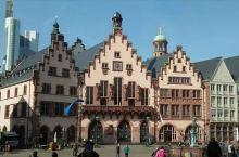 法兰克福老市政厅,das Rathaus,是法兰克福的标志性建筑,也是老法兰克福的象征,位于法兰克福
