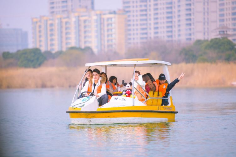 Jiyang Lake Ecological Park2