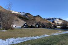 冰岛草皮屋
