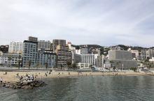热海温泉,天气真好