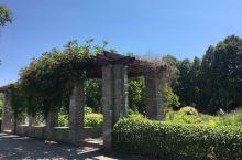 美丽的蒙特利尔植物园。