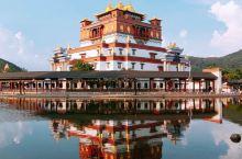 """无锡太湖之滨,最美文化魅力旅游目的地景区——灵山。比山是一尊佛,佛是一座山""""的四川乐山大佛还要高出十"""
