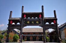 棣花古镇,曾是商於古道上的重要驿站,南宋时是宋金交界之地,一条清风街连接宋和金,两边的百姓贸易往来,