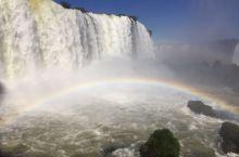 巴西伊瓜苏瀑布