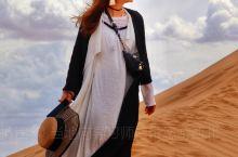 征服前所未有的征服,挑战从未有过的挑战,行走在巴丹吉林沙漠。